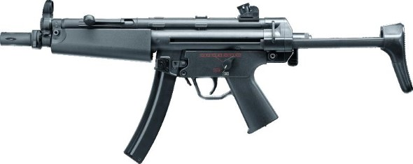 Heckler & Koch MP5 A5 Sportsline 2.5962X
