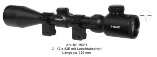 Lensolux 3-12X42E