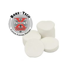 """Bore Tech Patches 2"""" Round .30-.45"""