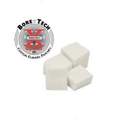 "Bore Tech Patches 1 3/8"" Square .243-.284"