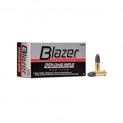 CCI Blazer HV .22 LR