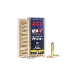 CCI Maxi-Mag HP .22 WMR