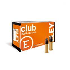 Eley Club .22 LR 40gr.