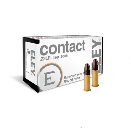 Eley Contact .22LR 42gr.