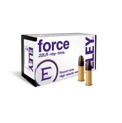Eley Force .22 LR 42gr.