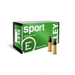 Eley Sport .22 LR 40gr.
