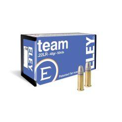 Eley Team .22 LR 40gr.