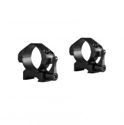 Hawke Precision Steel Ring Mounts Weaver 30 mm Medium QR