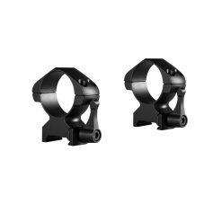 Hawke Precision Steel Ring Mounts Weaver 30 mm High QR