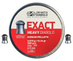 JSB exact diabolo heavy 4,52 mm