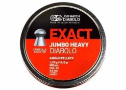 JSB exact diabolo jumbo heavy 5,52 mm