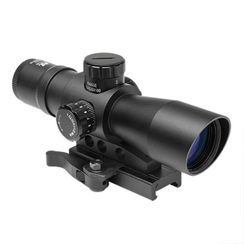 NcStar Mark III Tactical scope P4 Sniper #STP2732G