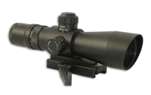 NcStar Mark III Tactical scope Gen II P4 Sniper #STP3942GV2