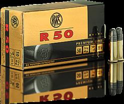 RWS R50 .22lr 40 gr.