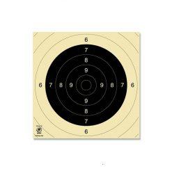 Kruger schietkaarten 25mtr. Pistool #3130