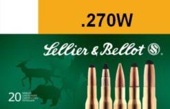 Sellier & Bellot .270 Winchester 150 gr. SP